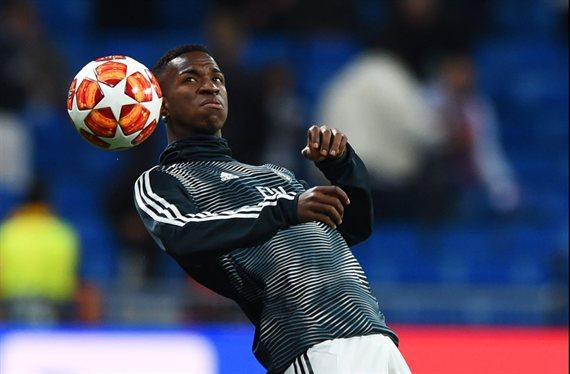 Vinicius le pone la cruz: El jugador del Real Madrid que no puede ni ver