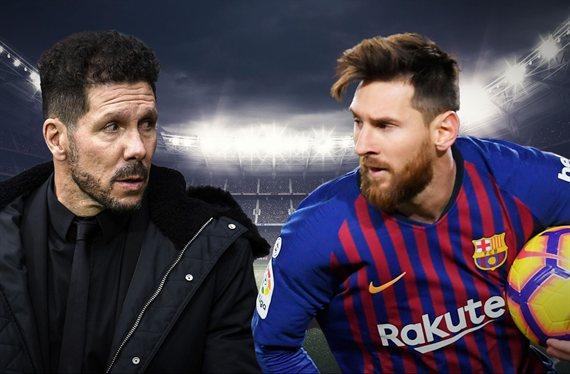 Simeone va a por un crack que Messi recomienda al Barça (es 'low cost' y Zidane lo ha rechazado)