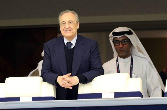 200 millones de euros y un traductor. Florentino Pérez hace saltar la banca con un galáctico