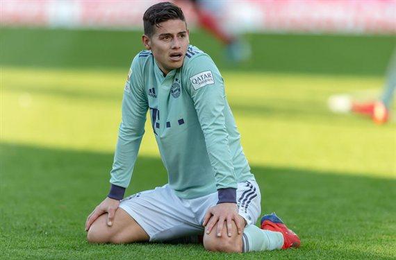 El bochorno que vivió James Rodríguez en el estadio del Bayern de Múnich: ¡No lo conocían!