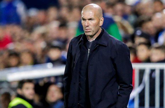 Sospechan que se la está jugando a Zidane: la última guerra interna en el vestuario del Real Madrid