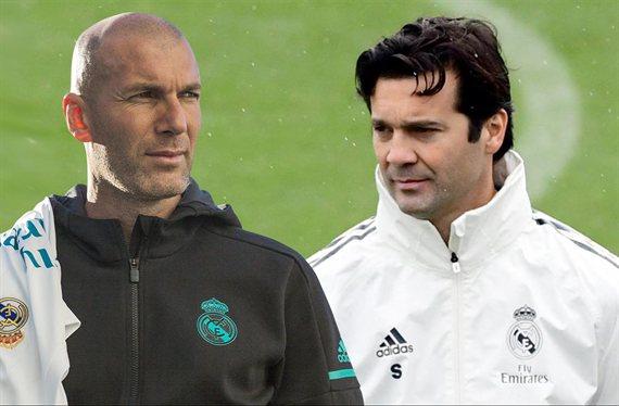 Zidane echa a tres cracks del Real Madrid (y eran intocables para Solari)