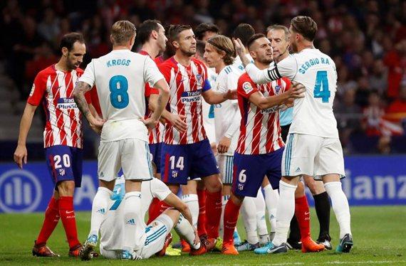 50 millones: un galáctico en la agenda de Madrid y Atlético tiene precio (y Simeone ya negocia)