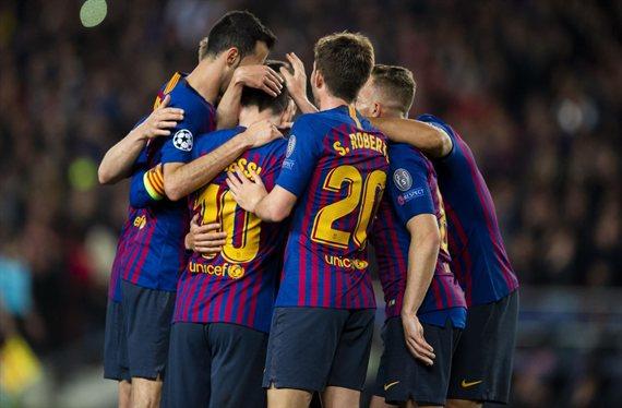 La lista que arrasa el Barça y desata las risas de Piqué, Suárez, Messi, Ter Stegen y compañía