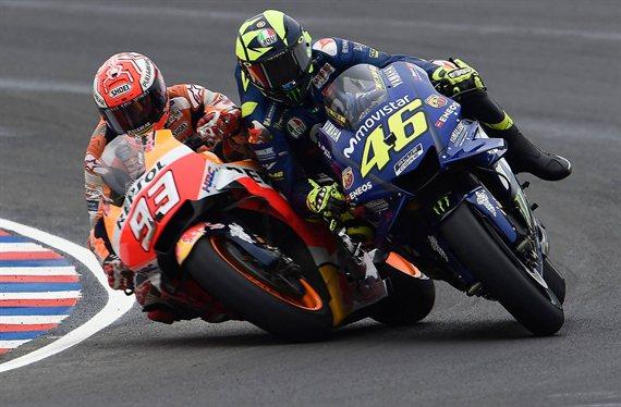 La pieza para acabar con Marc Márquez: la petición de Valentino Rossi para la Yamaha M1