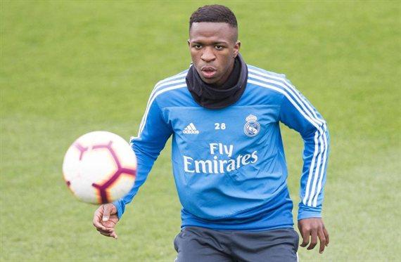 Vinicius tiene un problema del que nadie hablar en el Real Madrid