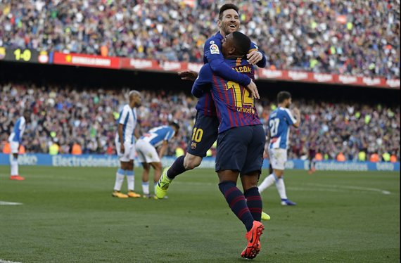 Malcom tiene precio y destino: fuga en el Barça de Messi (y es a un club 'top')