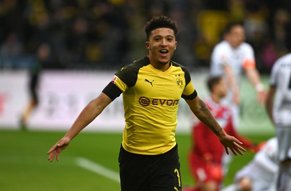 El Real Madrid va a por Jadon Sancho: ojo a la primera oferta al Borussia Dortmund