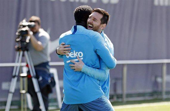 Enganchada bestial entre Umtiti y Messi: el escándalo que sacude al Barça