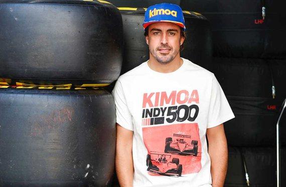La trampa en el óvalo de Indianápolis que persigue a Fernando Alonso en las 500 millas