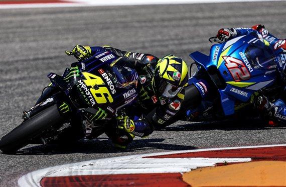 Valentino Rossi destapa el lío que tiene Jorge Lorenzo con Marc Márquez