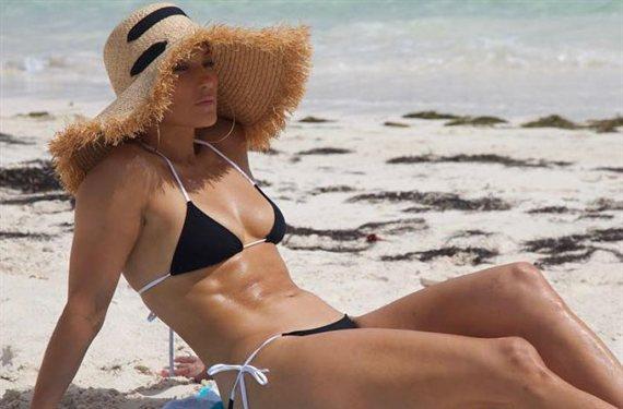 Casi sin ropa, Shakira, Jennifer López, kardashian ¡te lo vas a perder!
