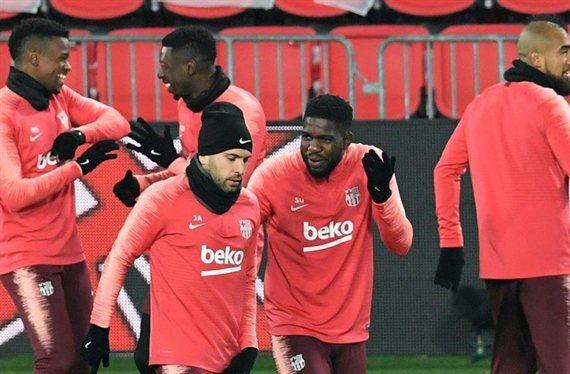 El crack del Barça que apunta a la Premier (y no es Umtiti)