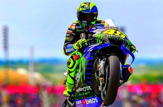 Valentino Rossi suelta la bomba (y se carga el Mundial de MotoGP)