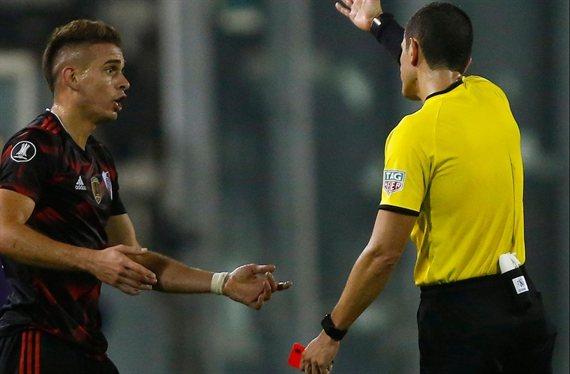 ¿Borré se pierde la Recopa Sudamericana?
