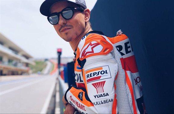 ¡Qué mal huele lo de Jorge Lorenzo! La petición que llega a Rossi y Márquez