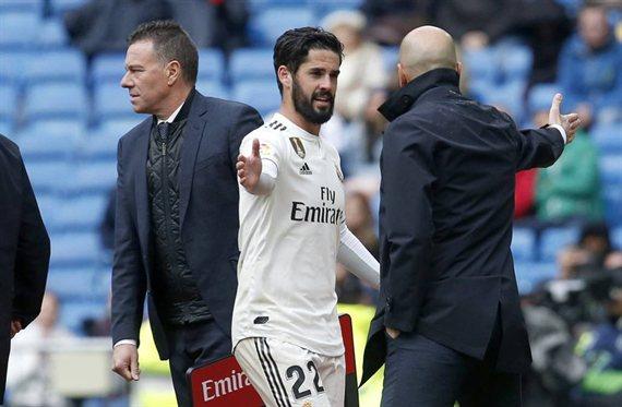 Y no es Isco: Zidane lo ha traicionado. El titular del Madrid que estalla