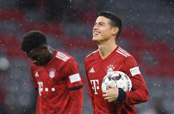 El Bayern de Múnich cierra el fichaje del sustituto de James Rodríguez