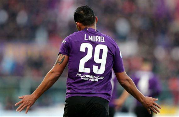 Luis Muriel puede compartir equipo con otro crack colombiano (y en Italia)