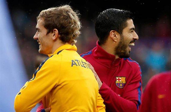 Quiere ser el sustituto de Luis Suárez: el 'plan B' a Griezmann