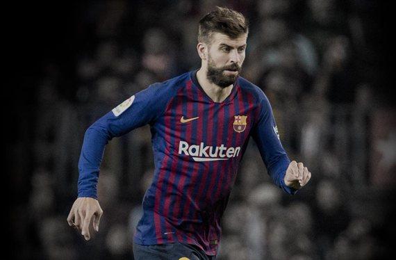 Piqué no lo quiere en el Barça: Bartomeu tiene un problema (y es bestial)
