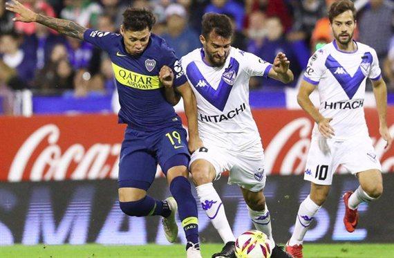 Boca y Vélez definen detalles para la vuelta