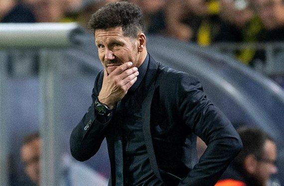 ¿Simeone pierde a otro futbolista?