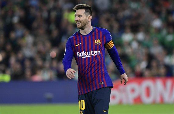 Messi frena una salida cantada en el Barça (y acelera un fichaje galáctico)