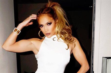 """¡Brutal!"". Jennifer López sin maquillar (y la foto tiene horas)"