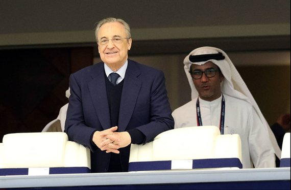 Florentino Pérez puja por un crack de moda (pero su club no le deja salir)