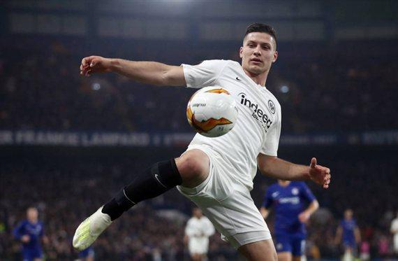 La última hora de Luka Jovic trae malas noticias para el Real Madrid