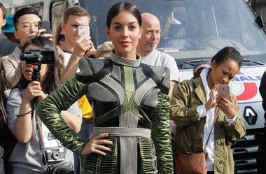 El tanga de hilo de Georgina Rodríguez (y hay video) que arrasa Instagram