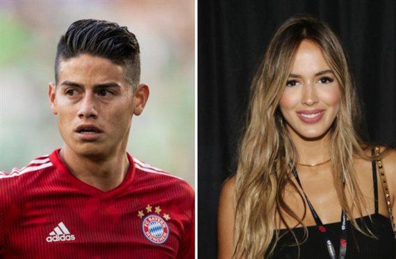 James Rodríguez pone celosa a Shannon de Lima con esta mujer explosiva