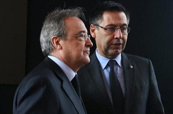 Florentino Pérez alucina: El crack del Barça que tontea con el Madrid