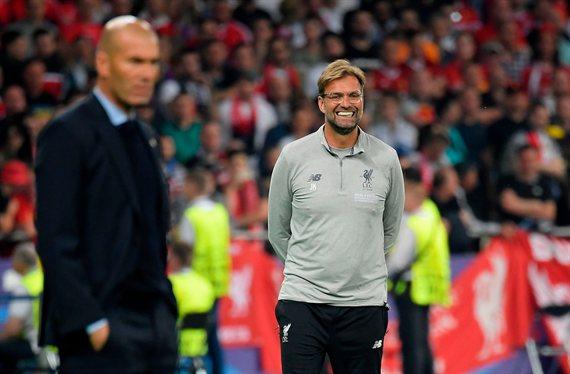 Klopp se la juega a Zidane: Prepara 100 millones para un crack del Madrid