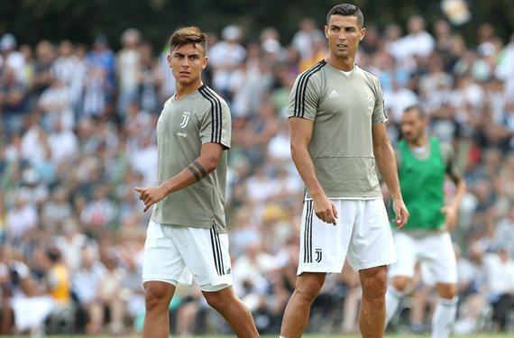 La puñalada de Dybala a Cristiano que sentenció a Allegri y dos jugadores