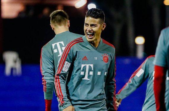 La brutal promesa del Bayern a James Rodríguez para que se quede