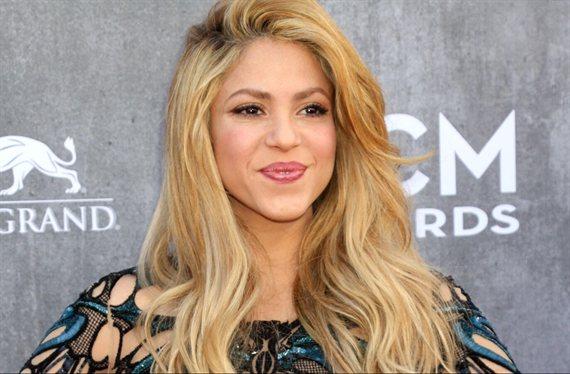 La foto inédita de Shakira con un trikini a lo Kim Kardashian