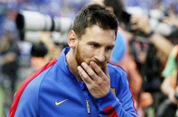 El fichaje que Messi le quiere quitar al Manchester United