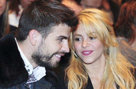 El calentón de Shakira con Piqué en plena calle: ¡la foto más bestia!
