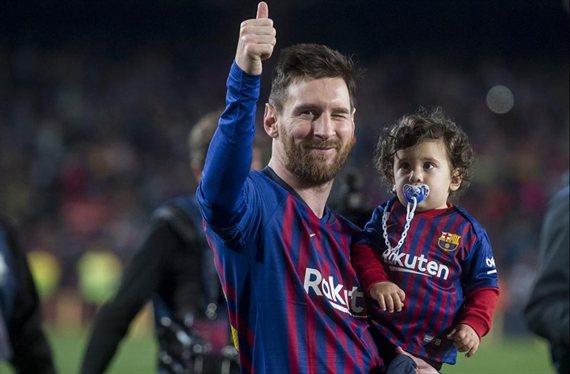 Messi lo sabe: busca casa en Barcelona, no viene solo y tiene precio
