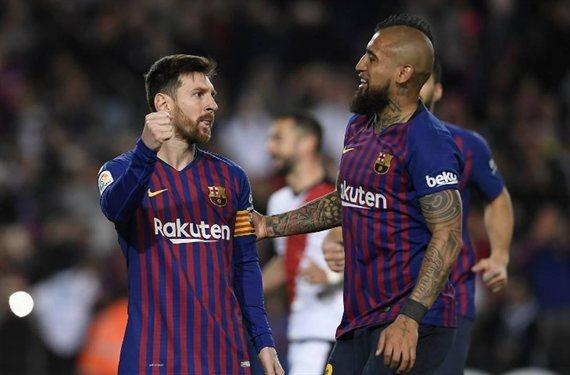 """""""A Messi no se le puede decir que no"""". Se queda sin fichar por el Barça"""