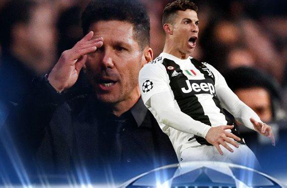 Simeone apunta a un crack que quieren Zidane y Cristiano Ronaldo