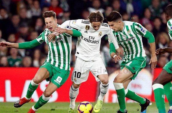 El 2x1 de Florentino Pérez en el Real Madrid-Betis (y hará daño a Messi)