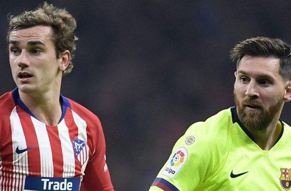 No es Neymar, ni Mbappé: Messi cambia a Griezmann por un galáctico bomba