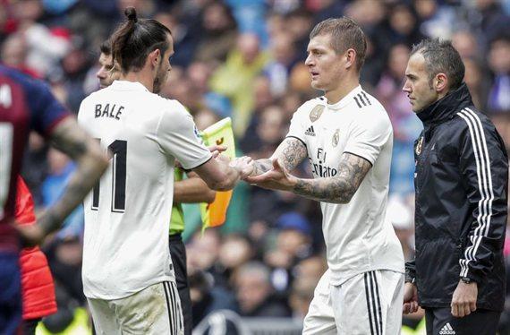 El vídeo que incendia el Real Madrid y señala (aún más) a Bale y Kroos