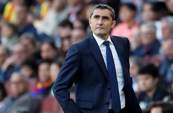 Ernesto Valverde tiene sustituto. Y Messi da el OK al Barça