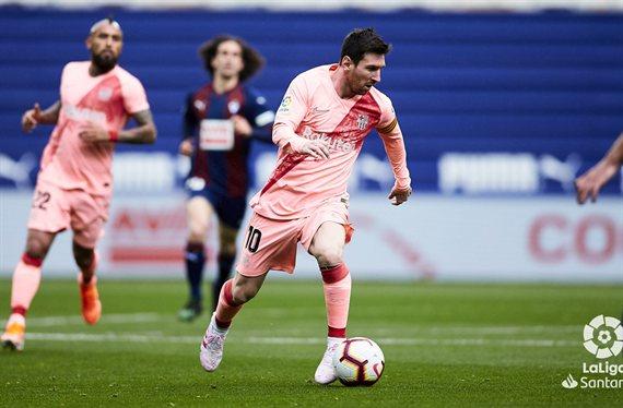 Quiere jugar con Messi. Y está en el Madrid: traición a Florentino Pérez