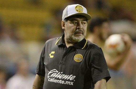 La lista de Maradona