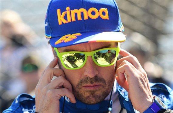 Bestiales ataques a Fernando Alonso por las 500 Millas de Indianápolis